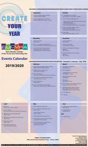 EMCVPA Events Calendar 2019-2020
