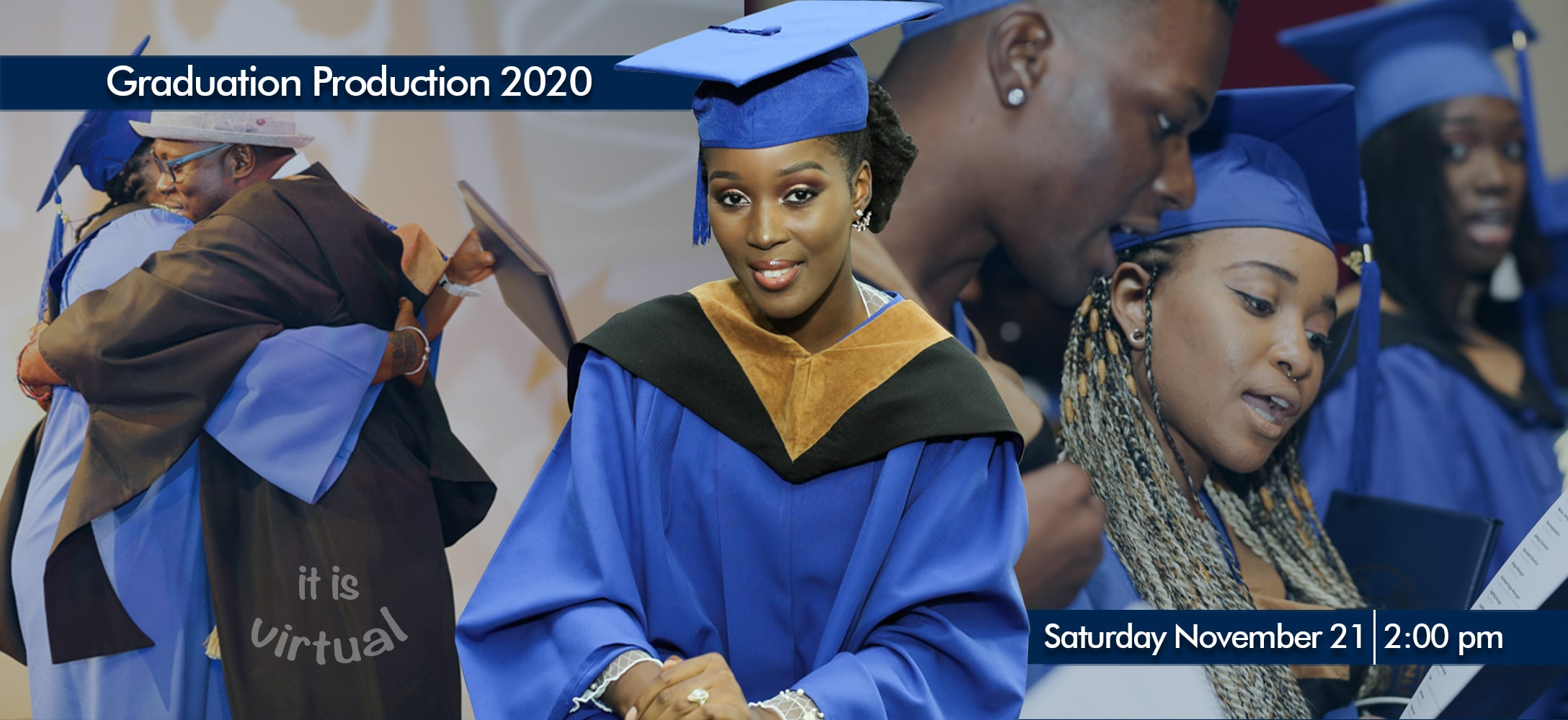EMCVPA Edna Manley College of the Visual and Performing Arts - Graduation Production 2020-min